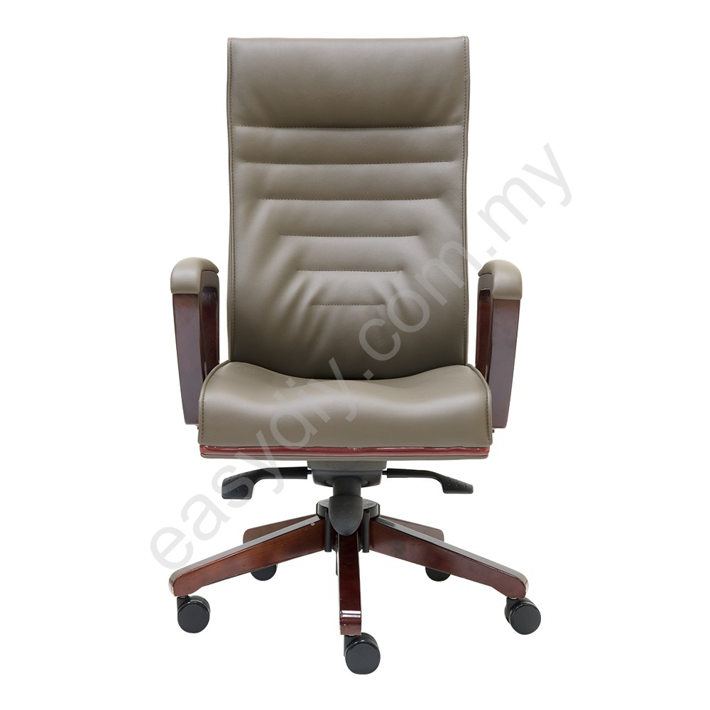 Leather Office Chair Director Office Chair Character Office Chair E 2311h E 2312h E 2313h E 2314h E 2315s Shopee Malaysia