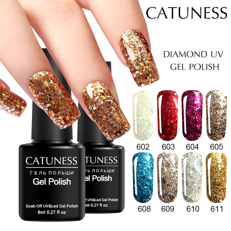 Beauty & Health Nails Art & Tools Catuness Magnet Stick Magic Effect Gel Varnish Popular 3d Cat Eyes Acrylic Glue Soak-off Uv Led All For Manicure And Nail Design Special Buy