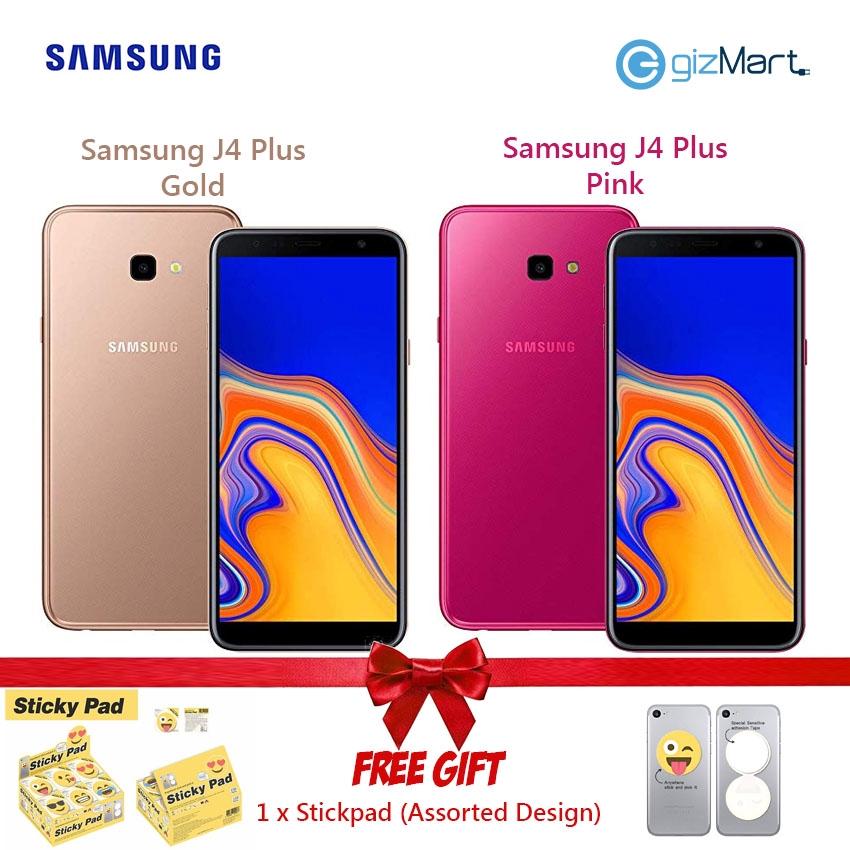 Samsung J4 Plus Flash File Download