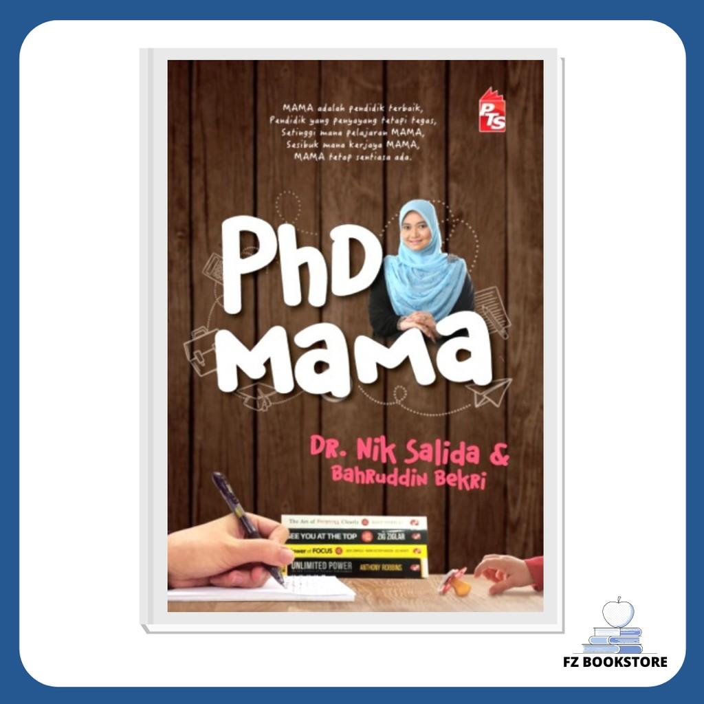 PHD Mama - Dr. Nik Salida & Bahruddin Bekri - Ibu Bapa Keluarga Didikan Anak Parenting Motivasi Perkahwinan