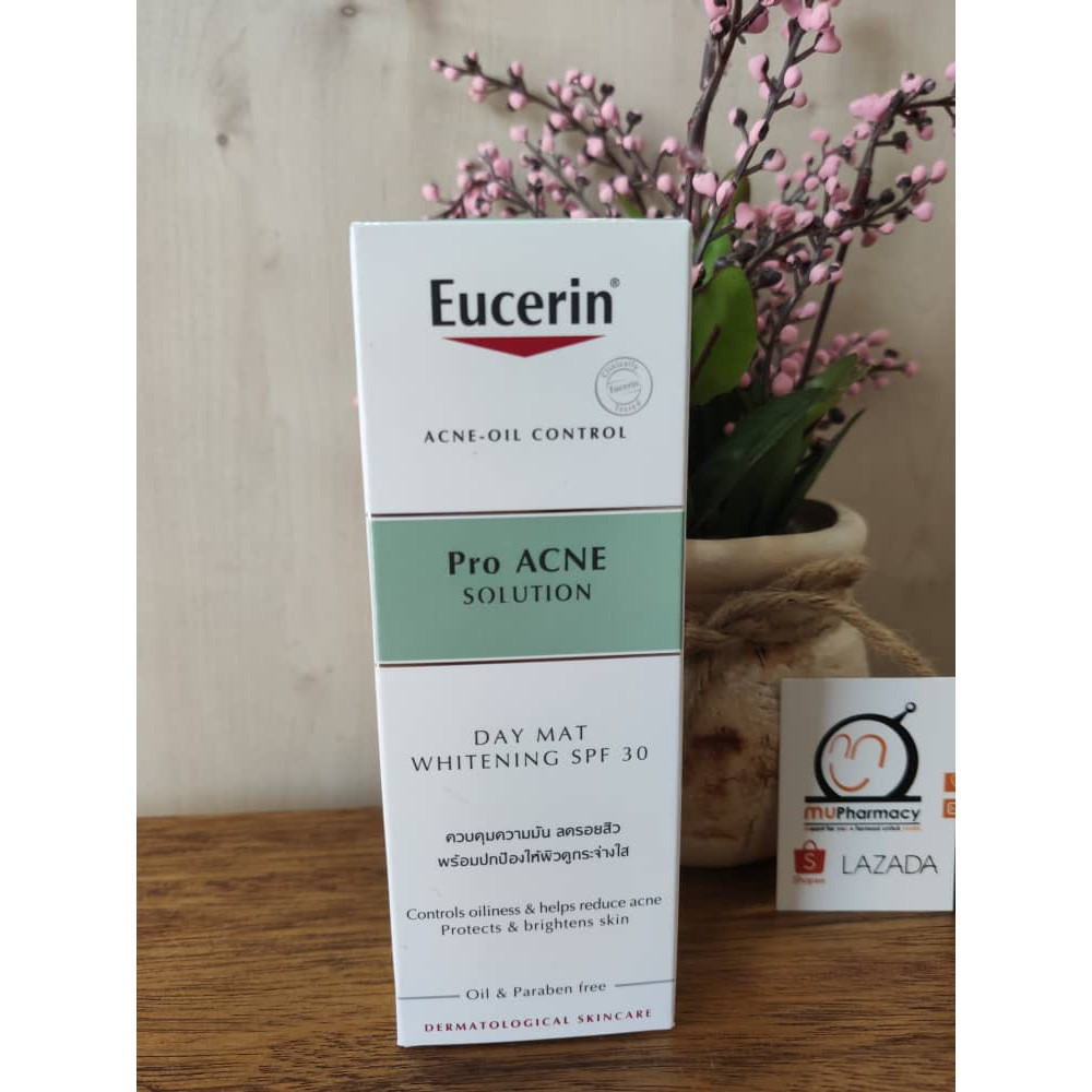 Eucerin Pro Acne Solution Day Mat Whitening SPF 30 50ML