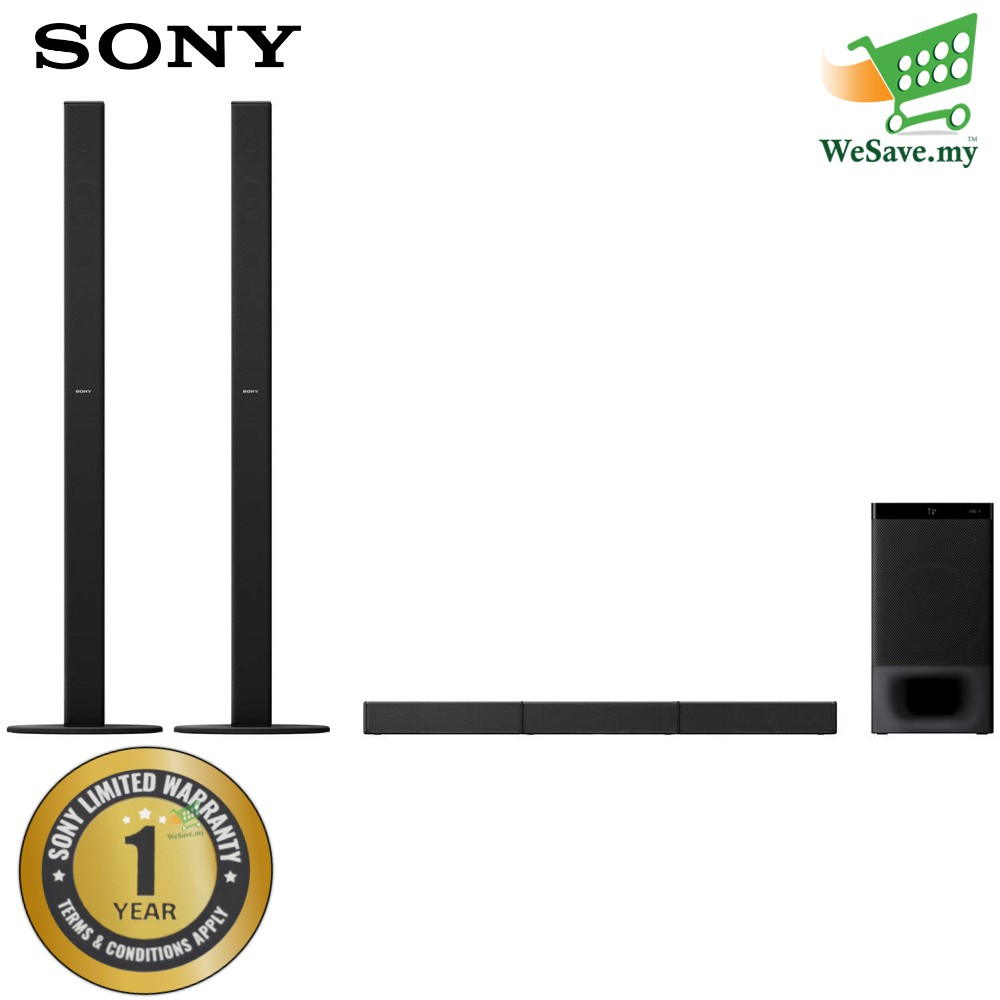Sony HT-S700RF Home Cinema Soundbar System (Original) BY Sony Malaysia