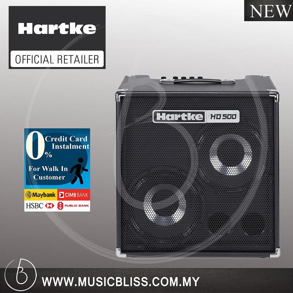Hartke HD500 B Combo Amplifier with 0% Instalment (HD-500) on
