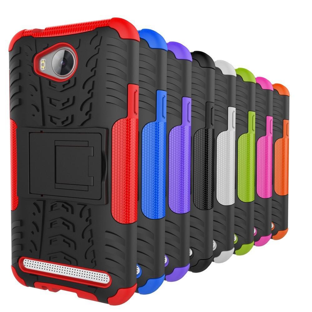 rivenditore online 8a8d6 7fcac For Huawei Y3ii LUA L21 U02 U22 A22 Case Anti-knock Silicone Hard Back Cover