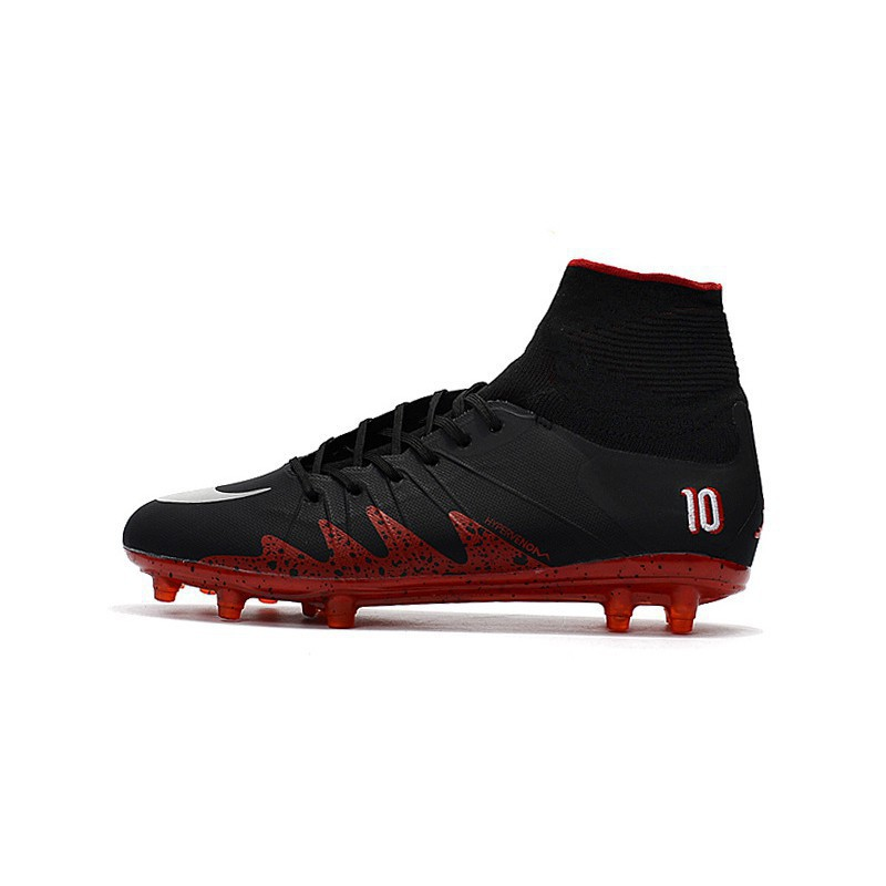 on sale 89143 b22ab Nike Hypervenom Phantom 3 Strike Night Mens Football Shoes Low-Cut Soocer  Black   Shopee Malaysia
