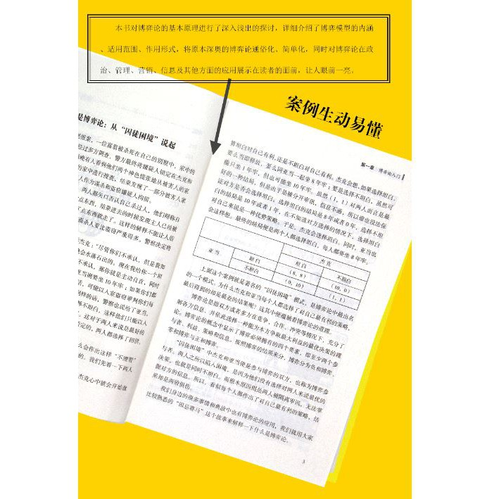 Ready Stock-Self help book 图解博弈论