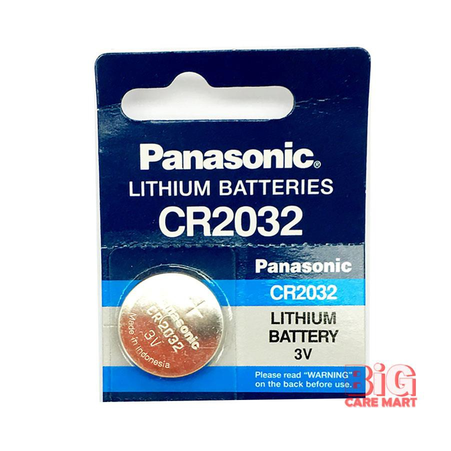 Panasonic 2032 3V Lithium Battery (1 Pc)