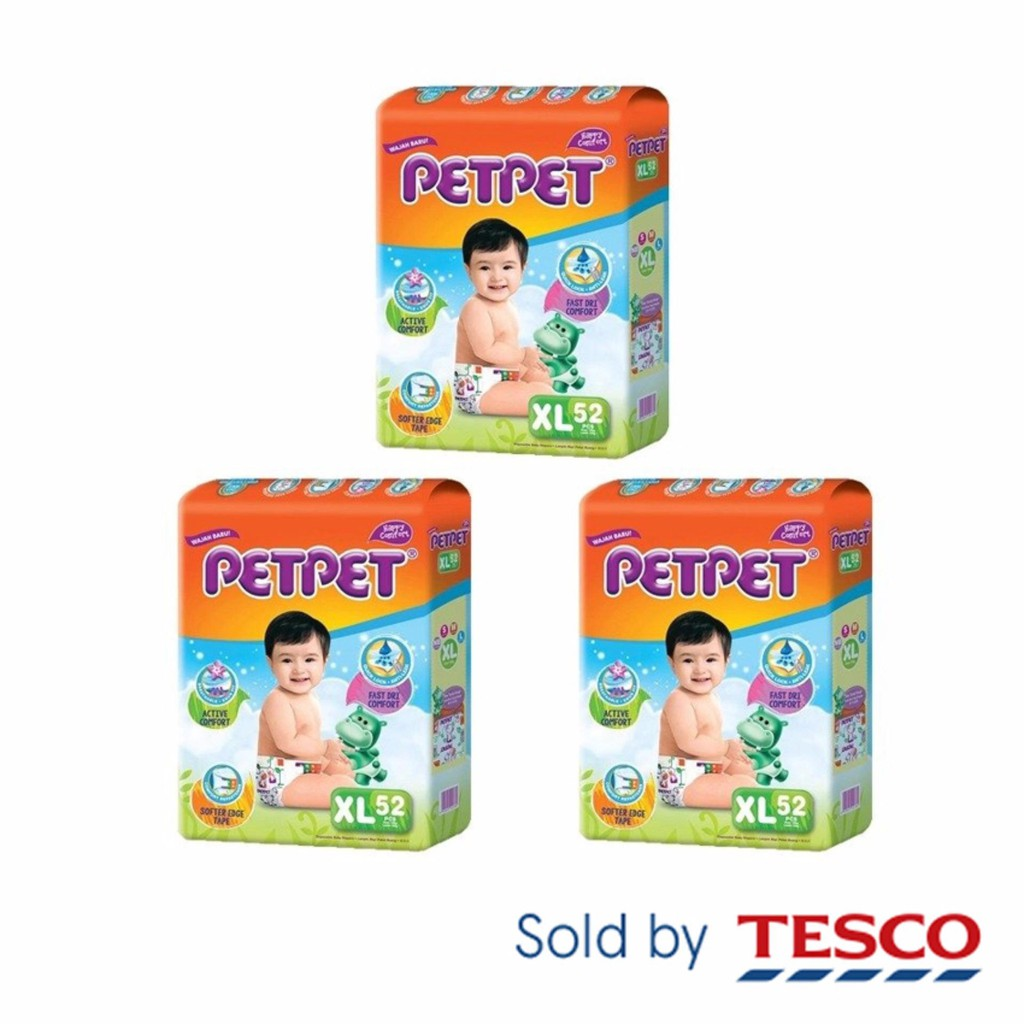 f2482d268fa99 Tesco Fred and Flo Baby Tape Diaper S57