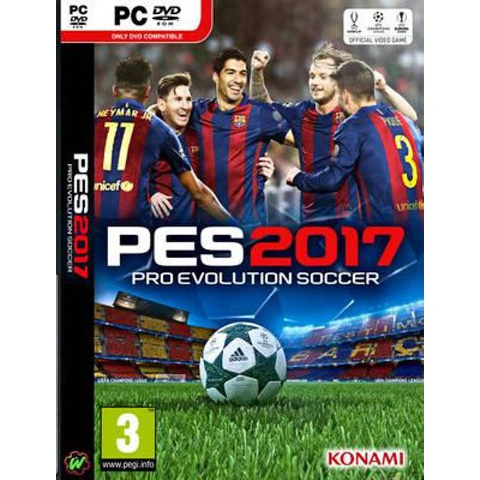 PES 2017 FOR PC