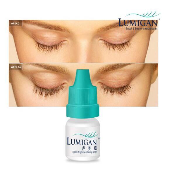 Lumigan Eyelash Growth Treatments Serum Ciliary Long Thick Curly