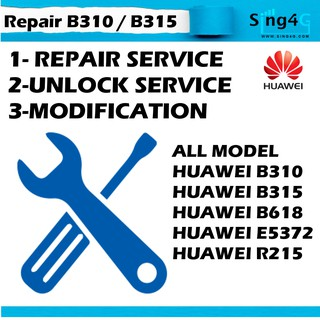 Huawei B618s-22d 4G LTE ULTRA 600Mbps (LOCKED TO CELCOM