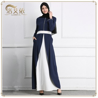 4ee3bcc786c792 LR103 Fashion 2018 new AliExpress ebay cross-border Middle East Muslim  stitching