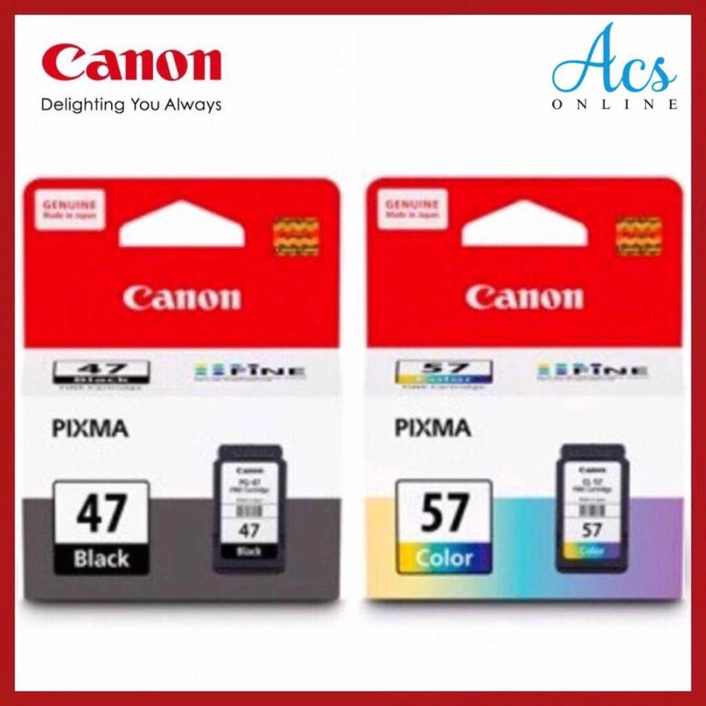 Canon Pg 89 21ml Cl 99 12ml Ink Cartridge Shopee Malaysia Tinta 830 831 Original
