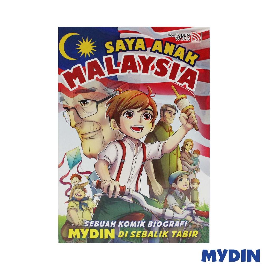 Saya Anak Malaysia Komik Biografi Mydin Di Sebalik Tabir