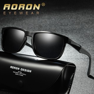 8001f198515a New Aoron 529 Men's Polarized Square Sunglasses Drive Sports Glasses  Fashion Classic Glasses | Shopee Malaysia