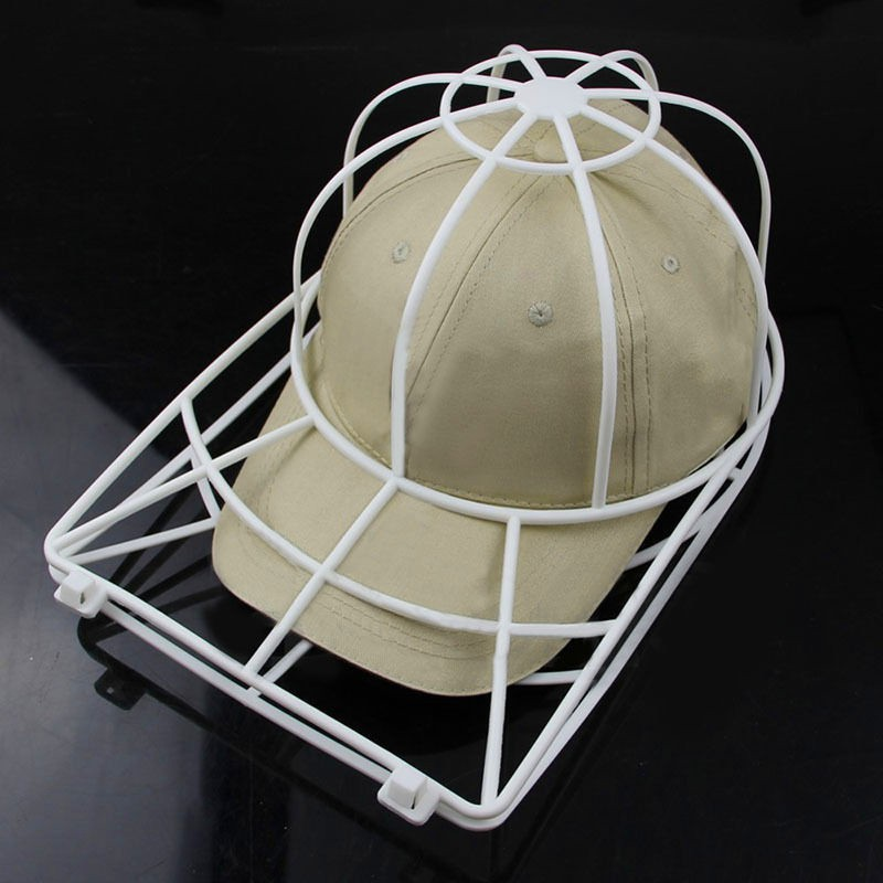 173f947925e46 Cap Washing Cage Baseball Ballcap Hat Washer Frame Shaper Drying Race Airer