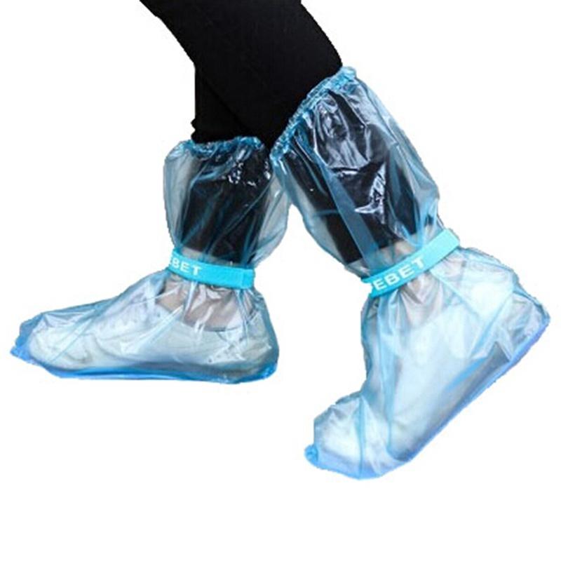 ผ้าคลุมรองเท้ากันฝนกันฝน