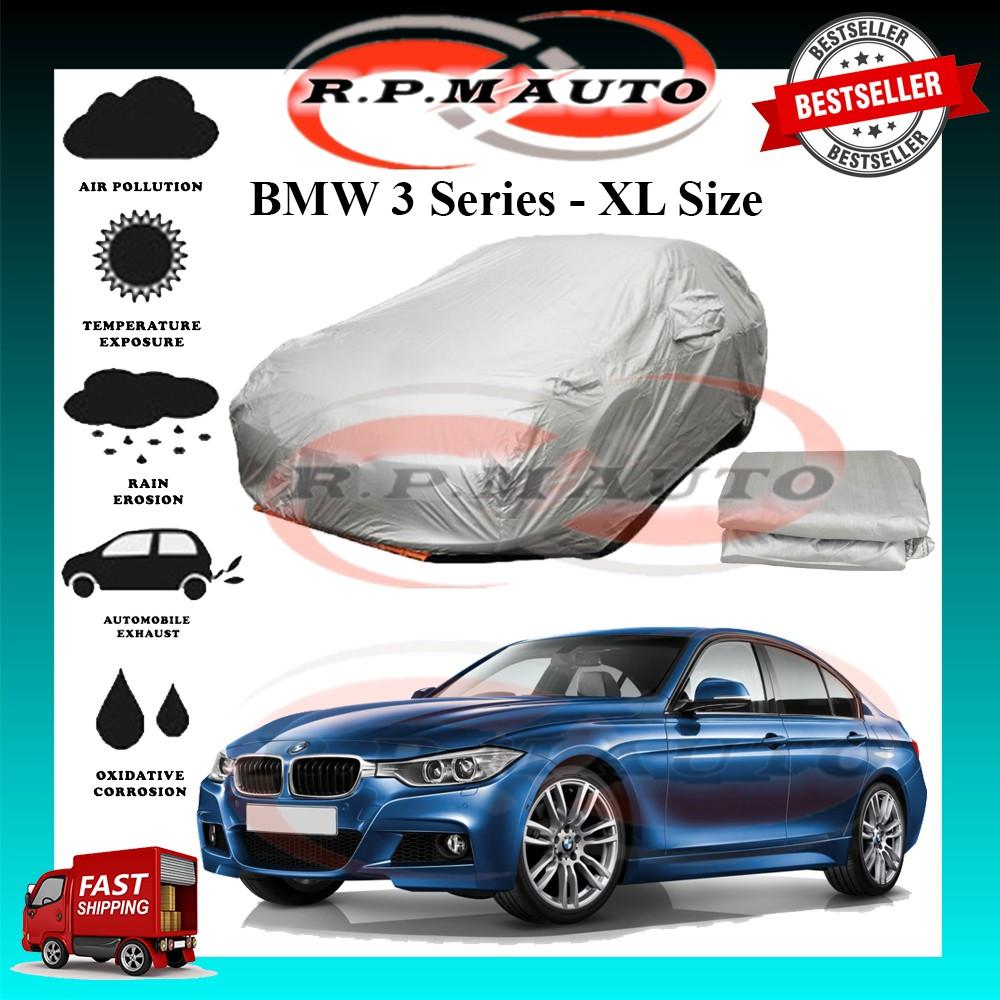 BMW 3 Series High Quality Yama Car Covers - Size XL (490x180x119cm) selimut kereta bmw 3 series car cover bmw 3 series