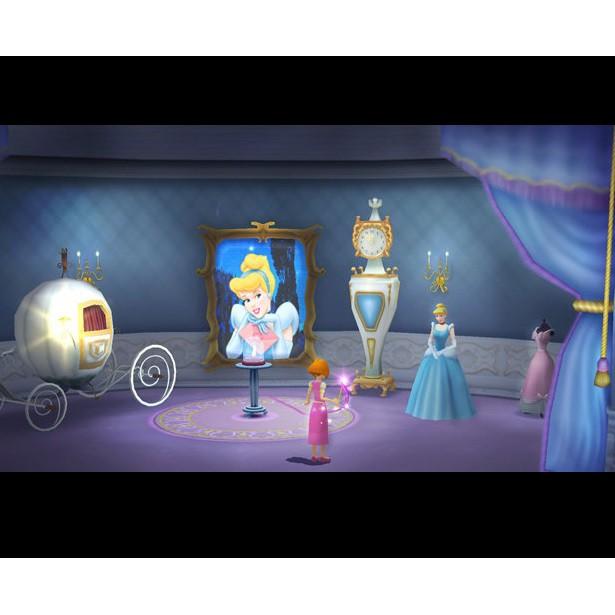 PS2 Game Disney Princess Enchanted Journey , English version, Action Game / Playstation 2 / Playstation 3