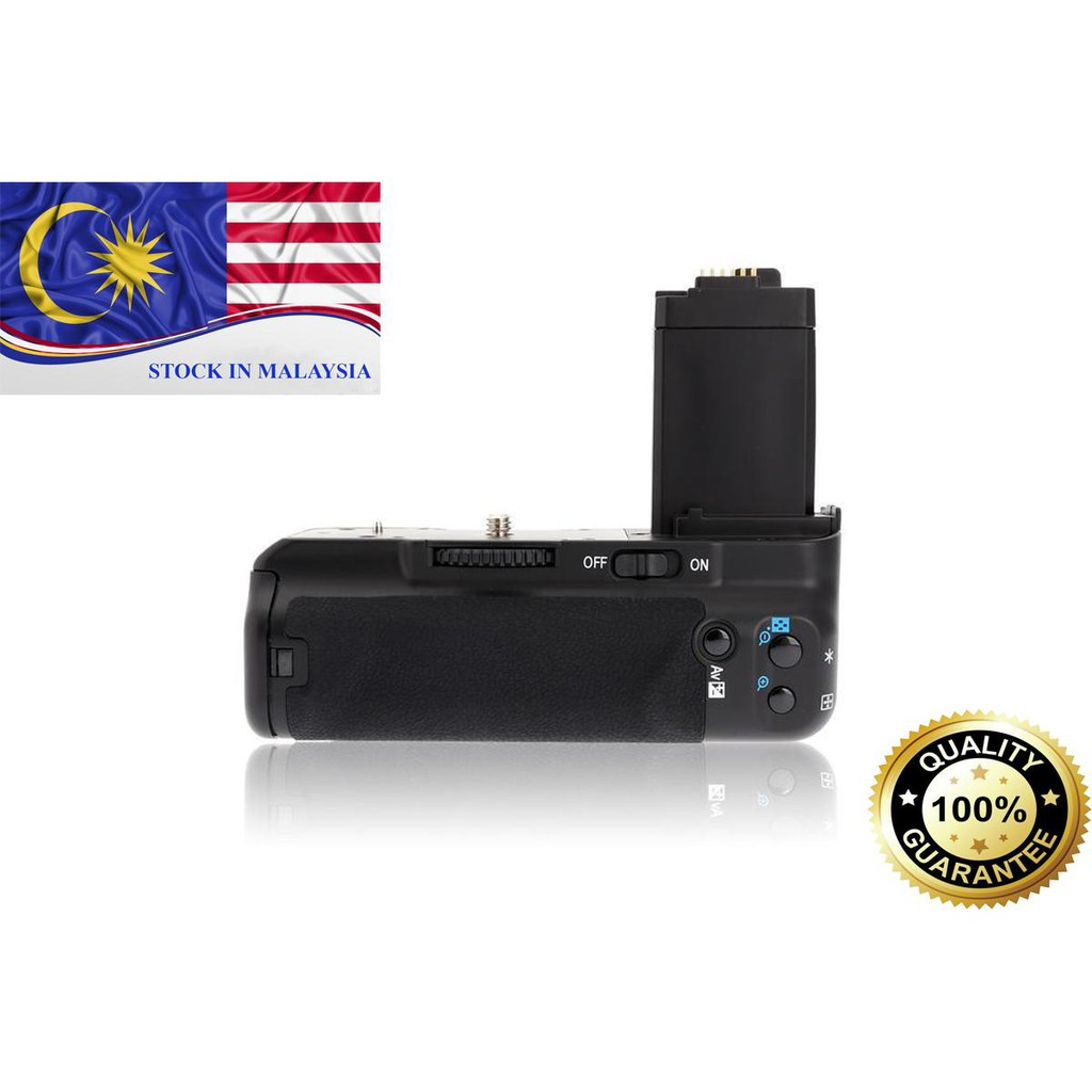 Meike MK-450D Battery Grip for Canon EOS 450D, 500D, 1000D (Ready Stock In Malaysia)