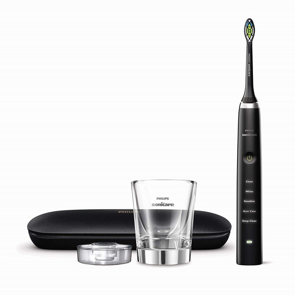 Philips Sonicare HX9351/57 DiamondClean Classic Rechargeable Electric Toothbrush