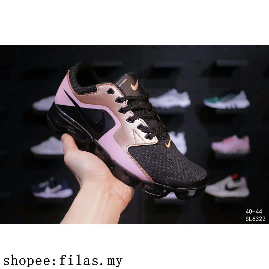 finest selection b12d1 080c5 Kasut lelaki Nike Air VaporMax Flyknit Original Nike shoes Kasut berlari  cantik