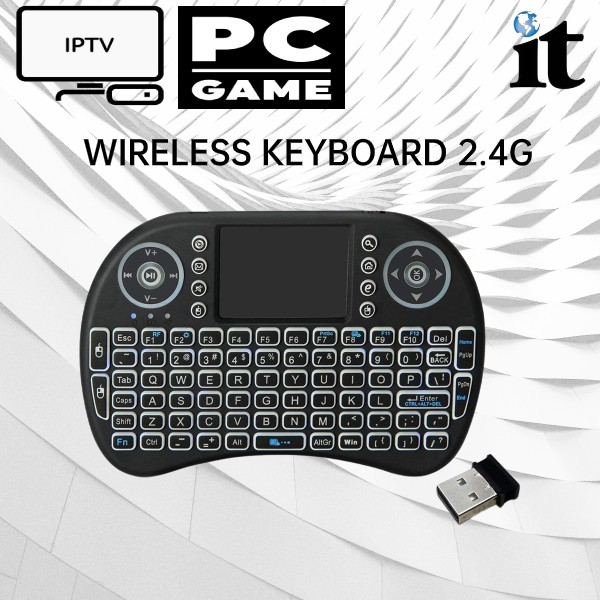 Mini Keyboard Mouse i8 2.4Ghz Wireless Touchpad Keyboard and Mouse For Ps4 Google Android Tv Box - wholesale price