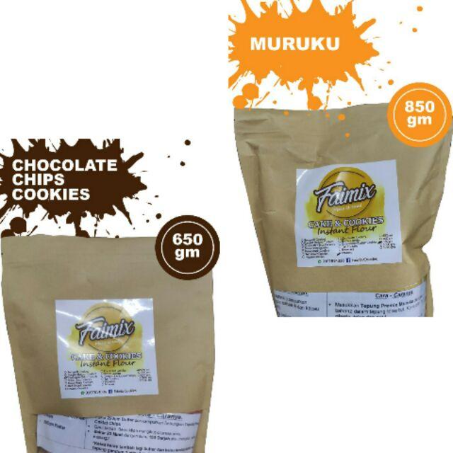 Tepung Premix Muruku dan Premix Cookies