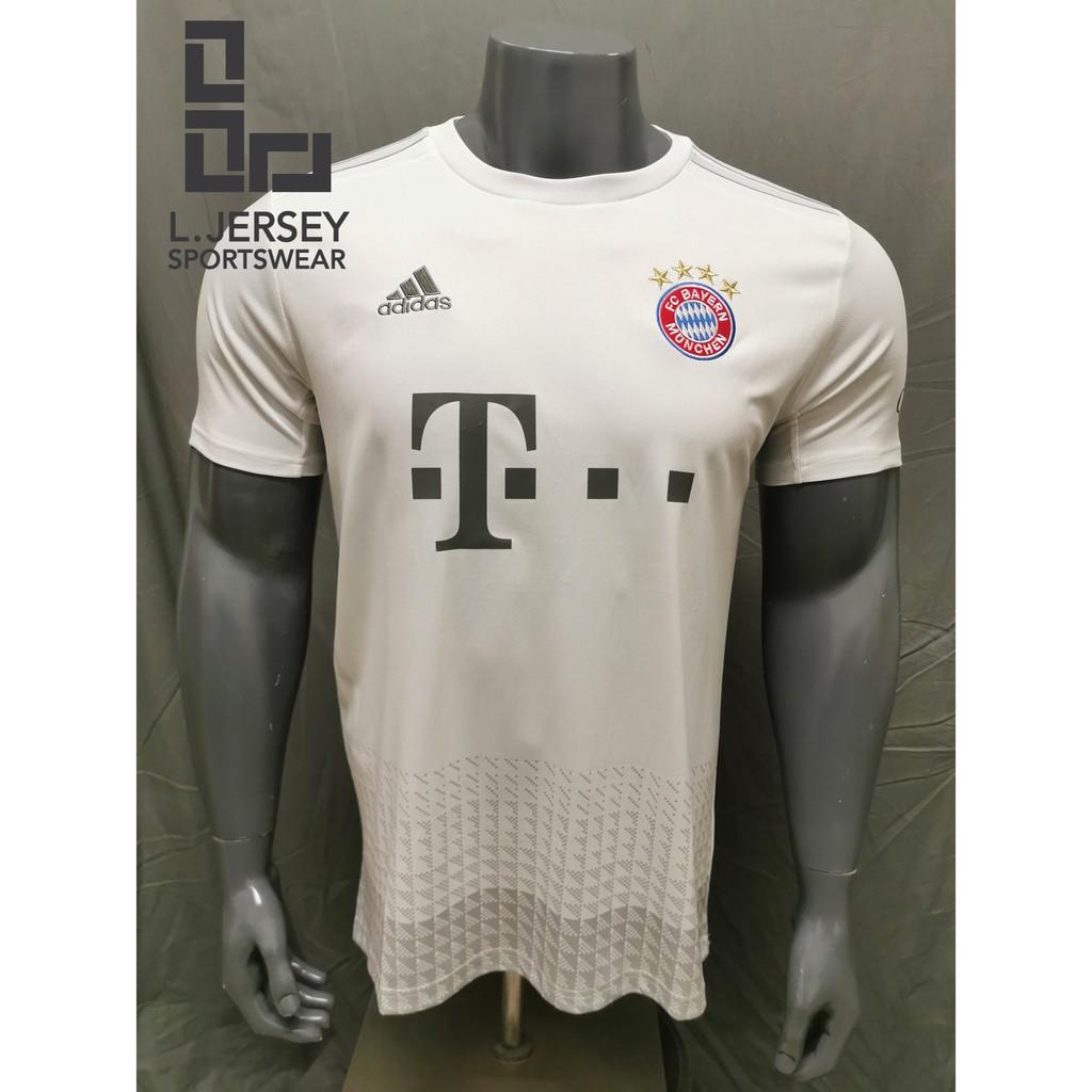 Bayern München Men Away Season 19/20 CLIMALITE Fans Jersey