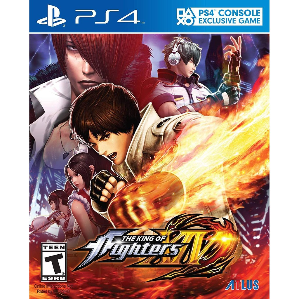 Playstation 4 The King Of Fighters XIV
