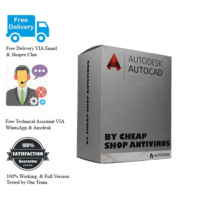 Autodesk Autocad 2014 Full Version