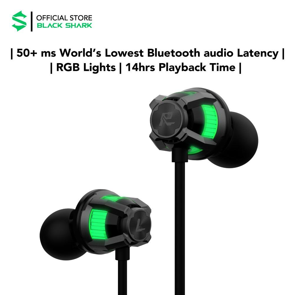 Black Shark Bluetooth Earphones 2 Shopee Malaysia