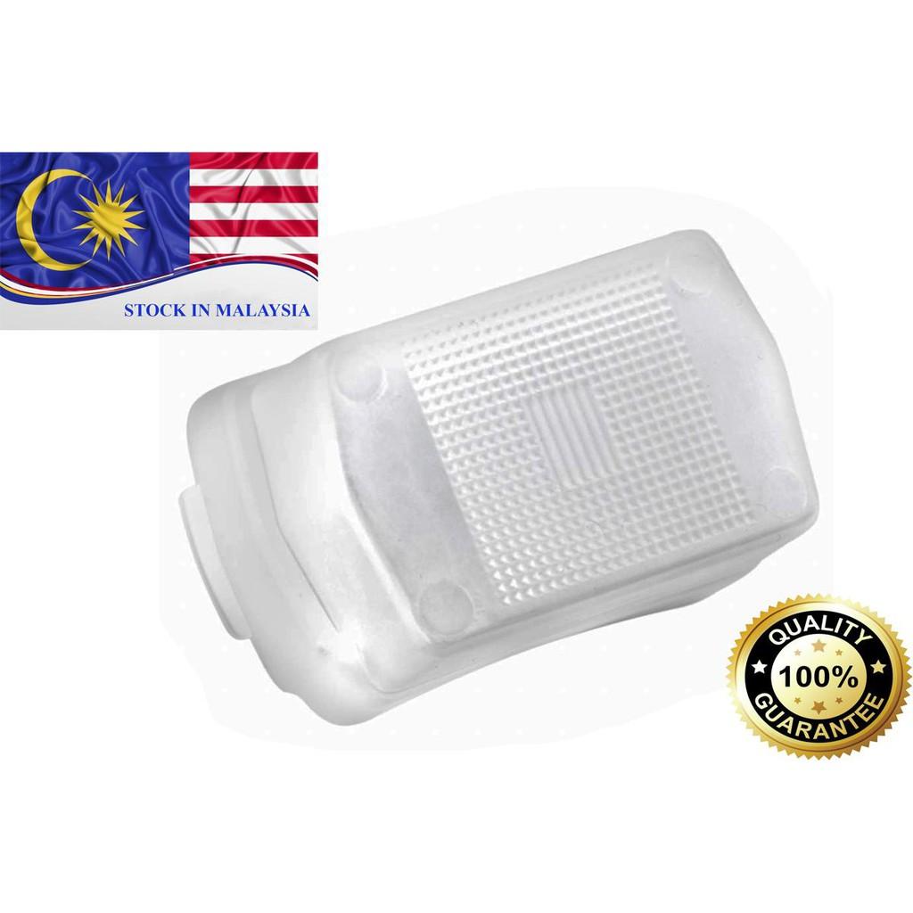 JJC FC26C Flash Diffuser For Nikon Sony Flash Speedlight (Ready Stock In Malaysia)