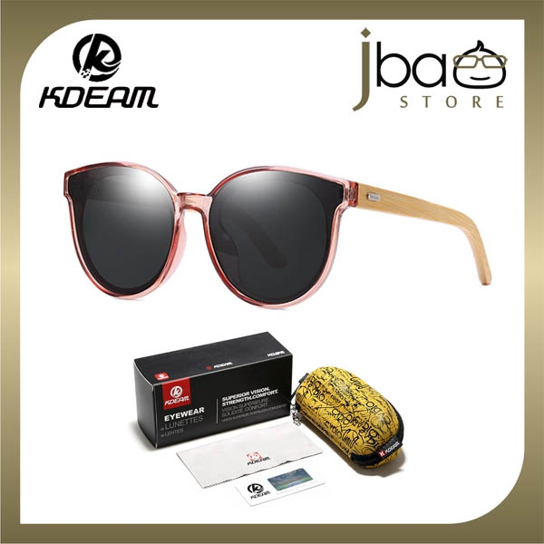 KDEAM Polarized Sunglasses Women Outdoor Casual Driving KD8008-C6