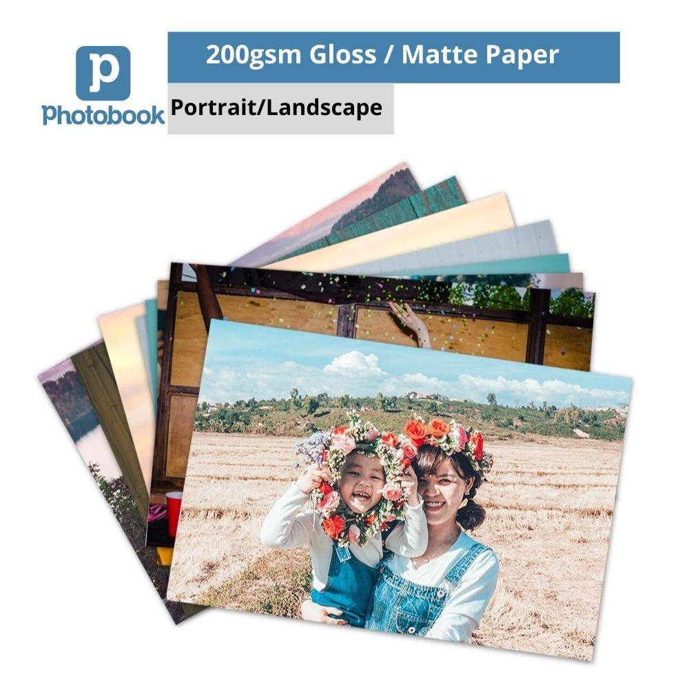 Photobook Malaysia 4R Photo Prints - Photobook Web (50's)