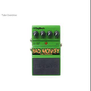 DigiTech Bad Monkey Tube Overdrive Guitar Effects | Shopee Malaysia