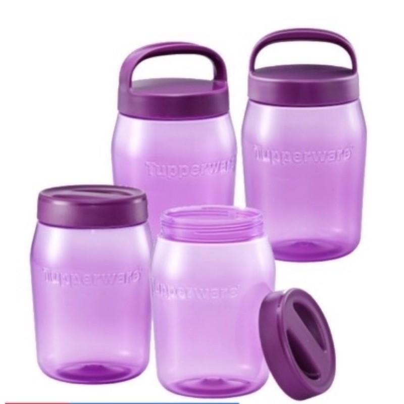 💥Ready Stock!💥Tupperware Universal Jar 1.5L (2 OR 4 units)