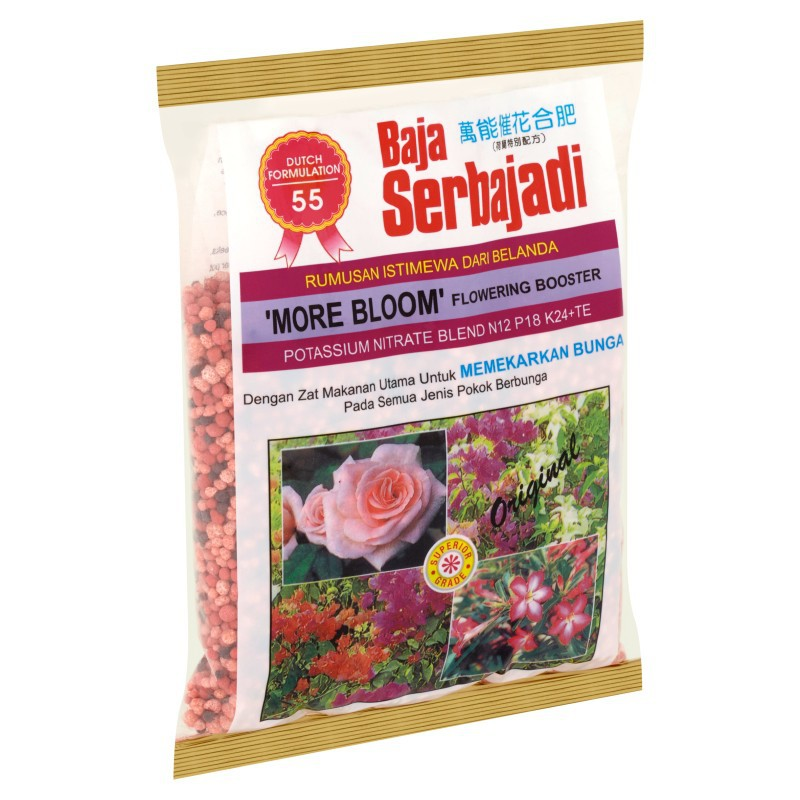 Baja Serbajadi 'More Bloom' Flowering Booster (400g)