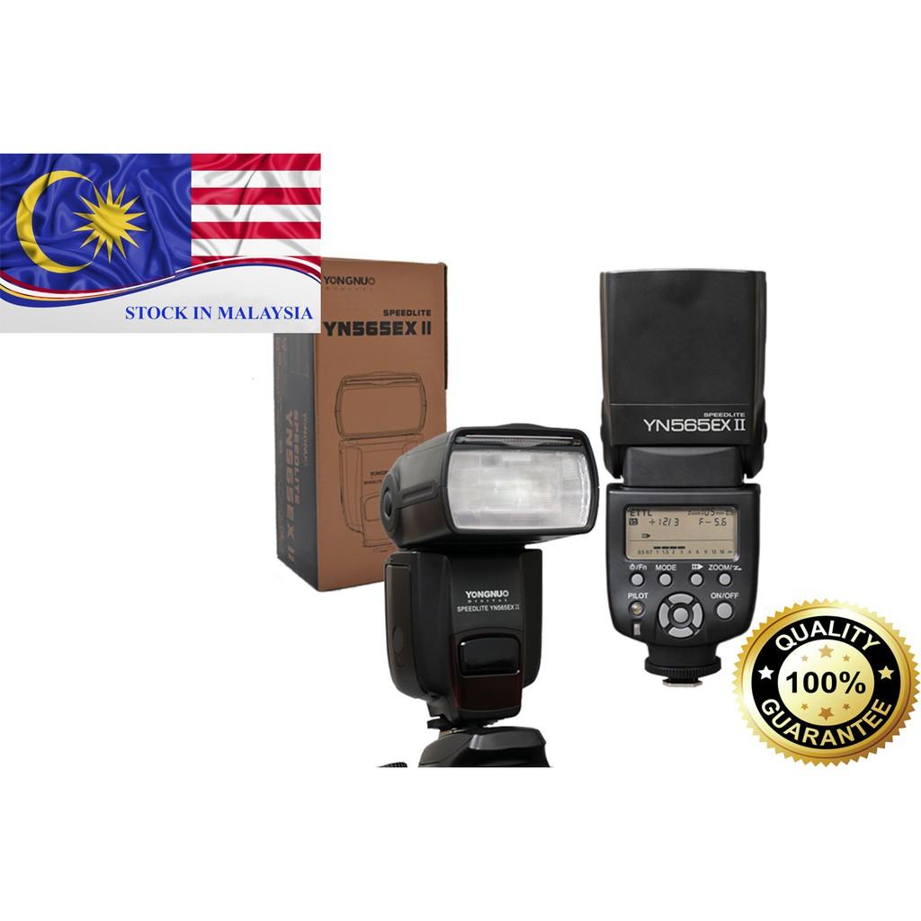Yongnuo YN-565EX II C Speedlite for Canon Cameras (Ready Stock In Malaysia)