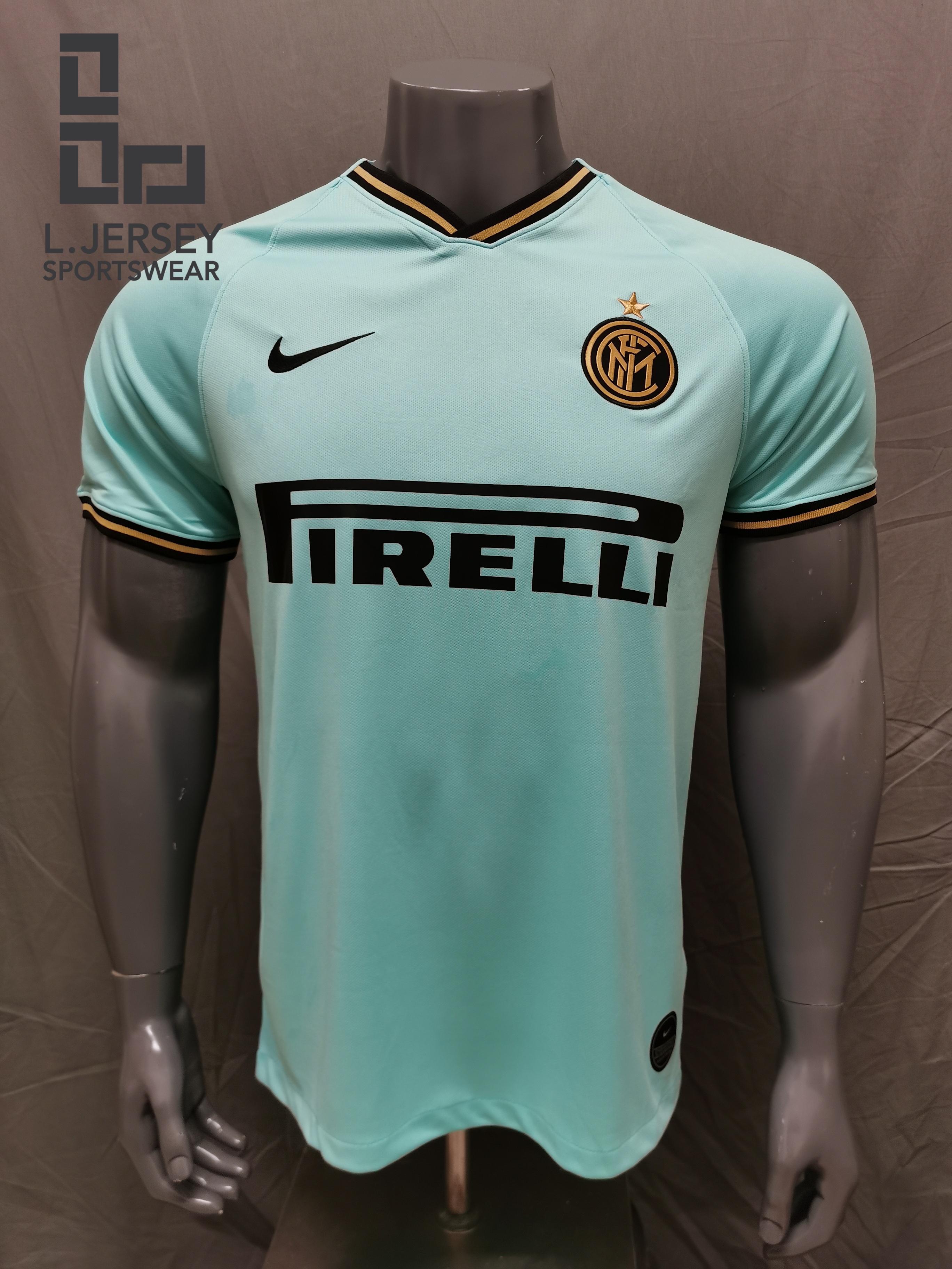 Inter Milan Men Away Season 19/20 Fans Issue Jersey