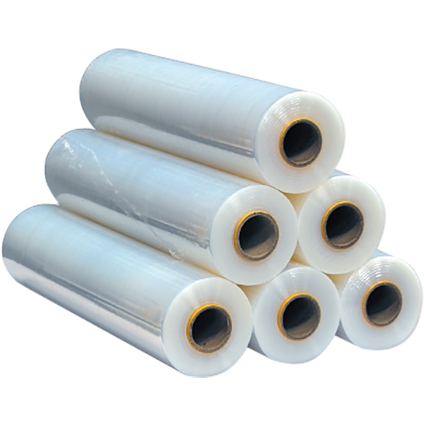 Stretch Film 500mm/ 50cm / 0.5m (1.8 kg) Stretch Foil Plastic Wrapper Pallet Wrapping