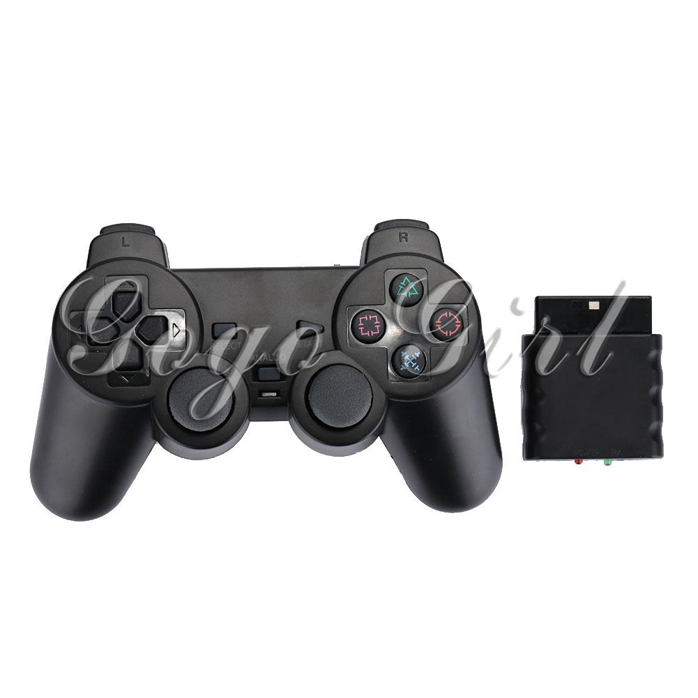 Wireless Game Controller Joy-Con High Performance Black 2 4GHz Dual  Vibration