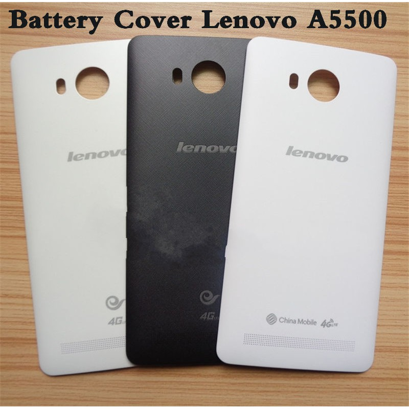 100% authentic d03da 266dc Battery Back Cover Case New For Lenovo A5500 A5600 Battery Housing  Replacement