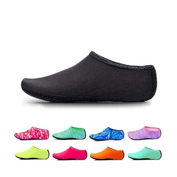 Lee Bicycieรองเท้าเดินชายหาด ดำน้ำ SOLID ใส่ได้ทั้งหญิงและชาย11