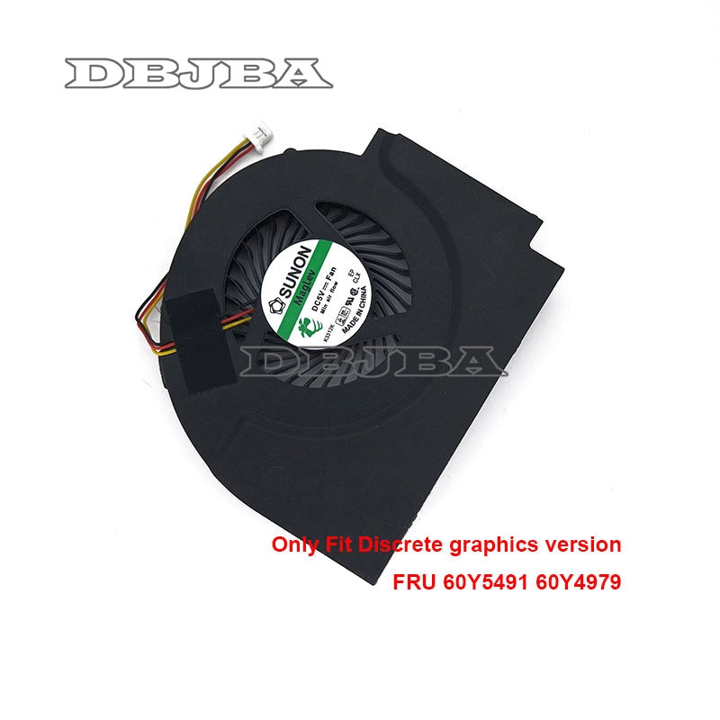 DBTLAP Fan Compatible for Sony Vaio VPC-F2 VPC-F21 VPC-F22 VPC-F23 PCG-81312L CPU Fan UDQFLRR04CF0