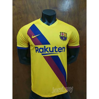 quality design 894b1 e097e Top Quality Barcelona Second Away Football Jersey Men Tshit ...