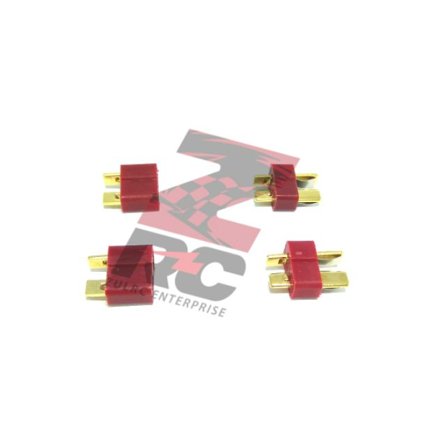 Ready Stock T plug Connector for Esc to Lipo Batteries