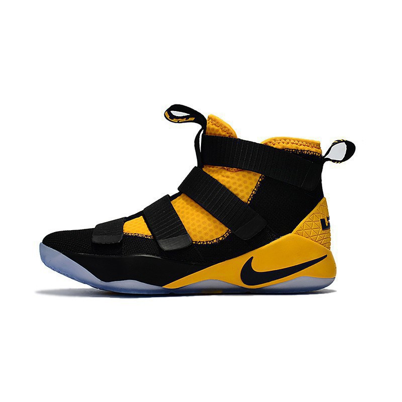 styles divers parcourir les dernières collections beau Men's Nike Lebron James Soldier XI Basketball Shoes LBJ11 Basket Sport  Sneakers