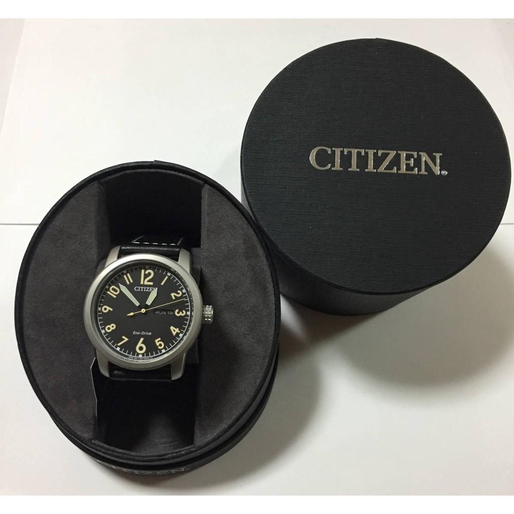 Jam Citizen Eco Drive Chandler Black Dial Men Leather Watch Fossil Fs5182 Set