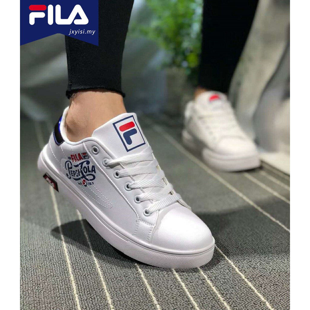 4b6322d66438 Original FILA White Couple shoes Breathable mesh shoes size 36-44 Classic  Kasut